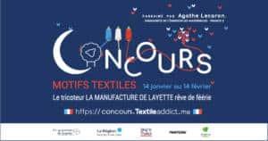concours Textile Addict 2020 inscription