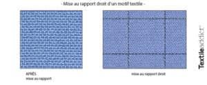 motif mise au rapport texture_TextileAddict
