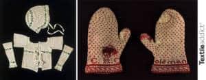 histoire layette brassiere bonnet moufle_TextileAddict