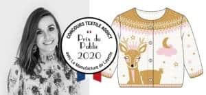 prix du public textile addict pauline arnaud