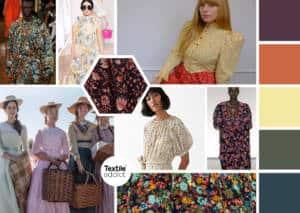 MODE Tendance fleur de prairie_TextileAddict