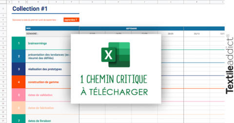 chemin critique retroplanning collection_textileaddict
