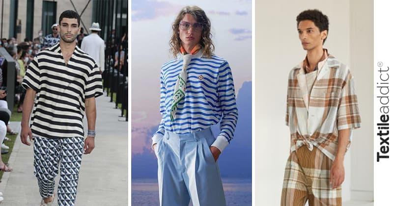 tendances 2021 rayure mode masculine_textileaddict