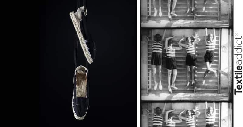 espadrilles textileaddict