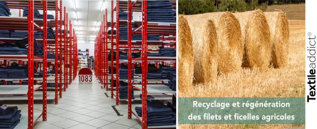 recyclage textile tissage de france RecyOuest_TextileAddict